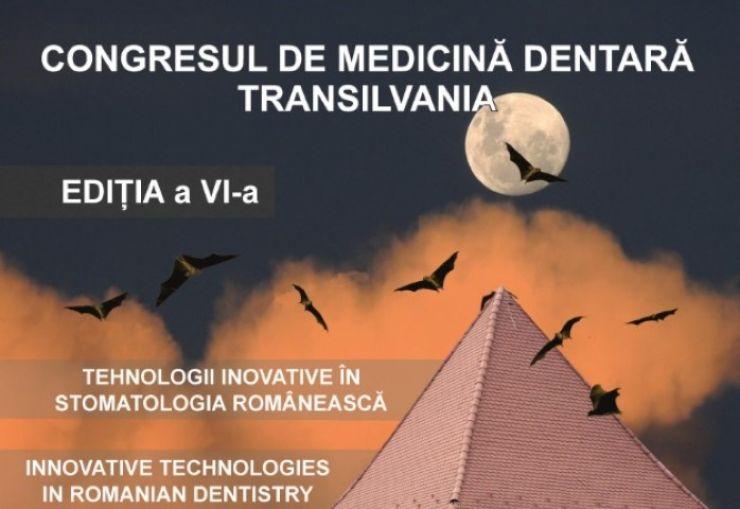 Congres de Medicină Dentară Transilvania, la Cluj