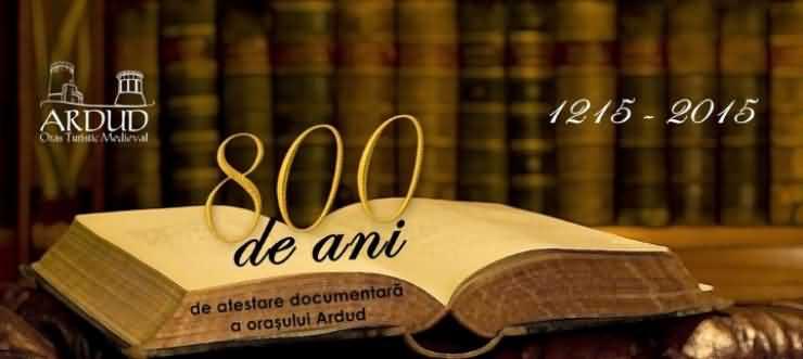 Orașul Ardud - 800 de ani de atestare documentară