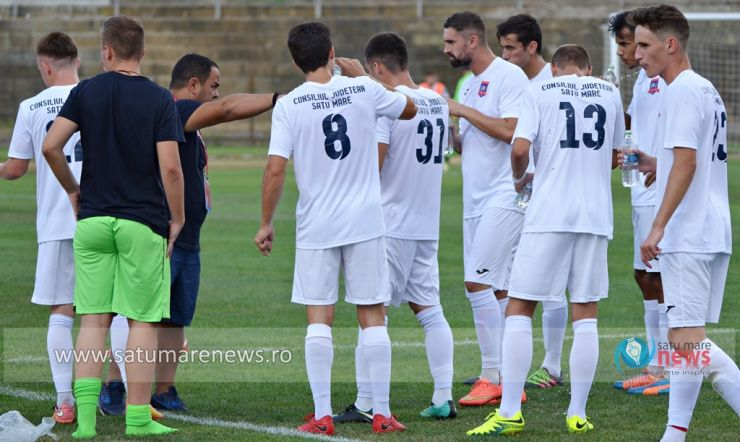 Liga 3 | FC Unirea Tăşnad, în căutarea primei victorii a sezonului