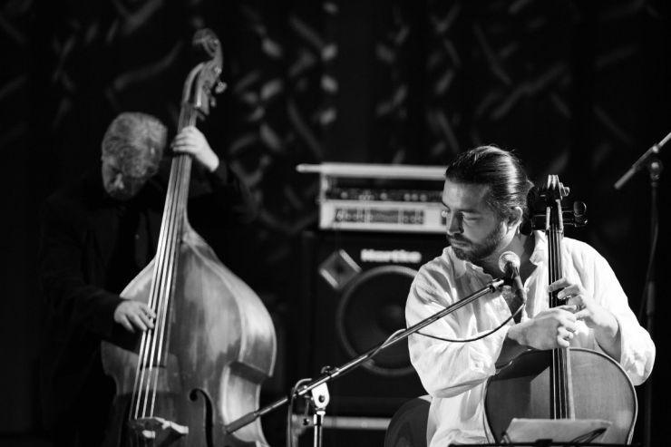 "Concert Adrian Naidin & John Micu, la Filarmonica ""Dinu Lipatti"""