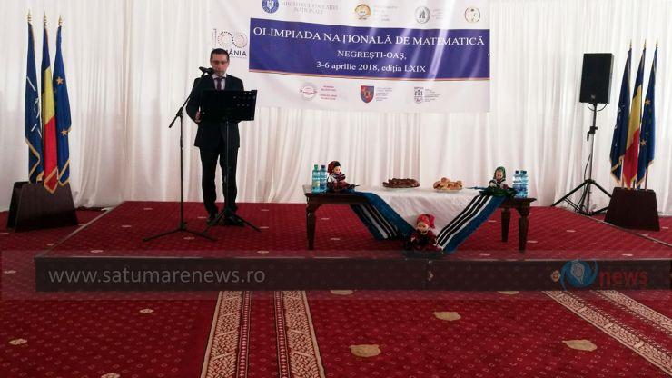 Olimpiada Națională de Matematică pentru Juniori s-a deschis oficial la Negrești Oaș