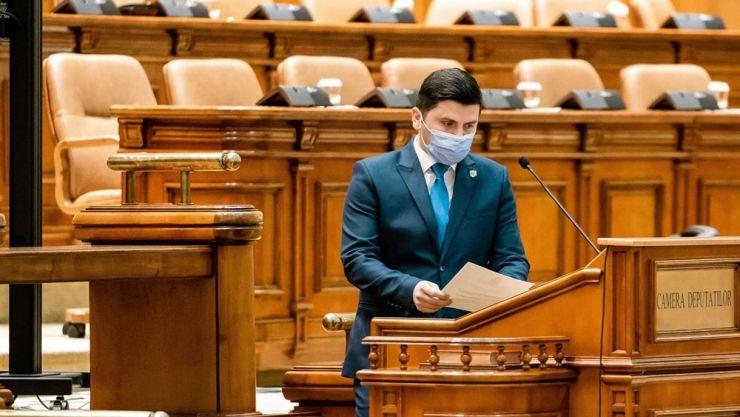 """Proiect de lege care să descurajeze violența față de minori. Adrian Cozma: """"Locul infractorilor violenţi nu este în libertate!"""""""
