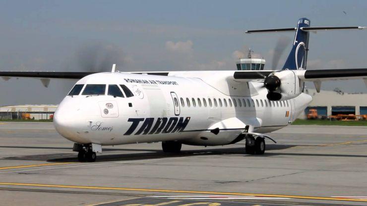 Avionul Bucureşti – Satu Mare nu a decolat din capitală