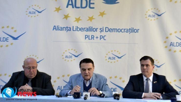 """Silaghi și Ștef, indignați de învestirea prefectului """"tehnocrat"""" Radu Bud"""