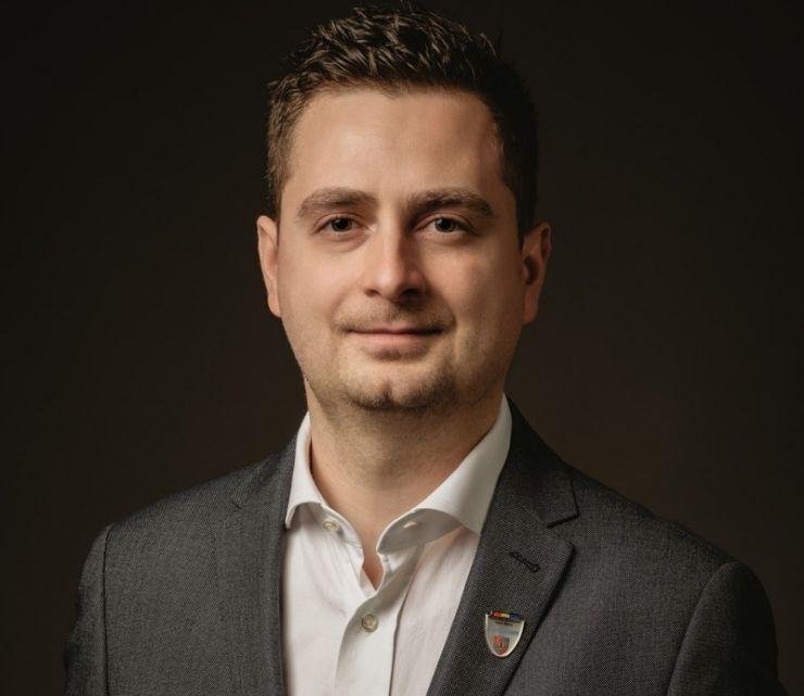 Cristian Valer Beșeni, ales Secretar General al PNL Satu Mare