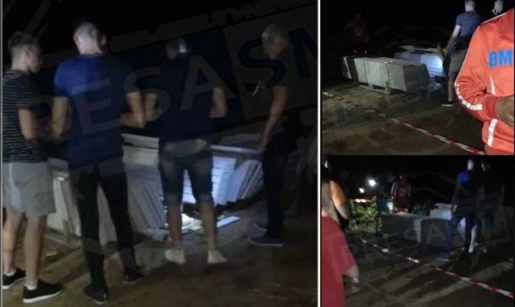 Copil găsit mort pe șantierul din apropierea casei, unde se juca