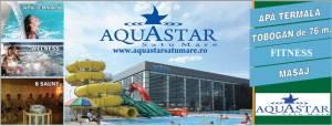 Ştrandul Aquastar, oaza de relaxare a sătmărenilor