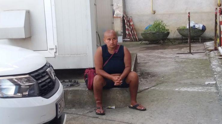 Una din cele mai agresive cerșetoare din Satu Mare, internată la Psihiatrie