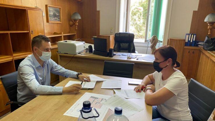 Biblioteca se mută în sediul nou până la finele anului. Vicepreședintele CJ Valer Beșeni a stabilit termene clare
