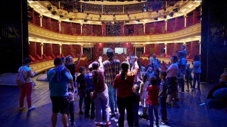 Zilele porților deschise la Teatrul de Nord Satu Mare