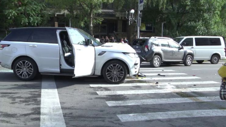 Accident pe strada Fabricii | O femeie a ajuns la spital în stare gravă