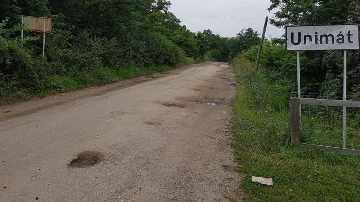 """Drum """"modernizat"""" de Consiliul Județean (foto)"""