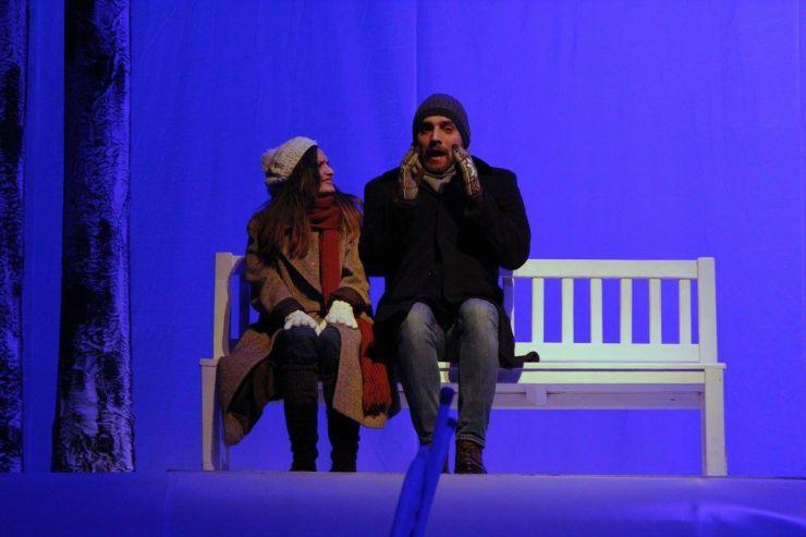 """Teatrul de Nord reia joi spectacolul """"Almost, Maine"""""""