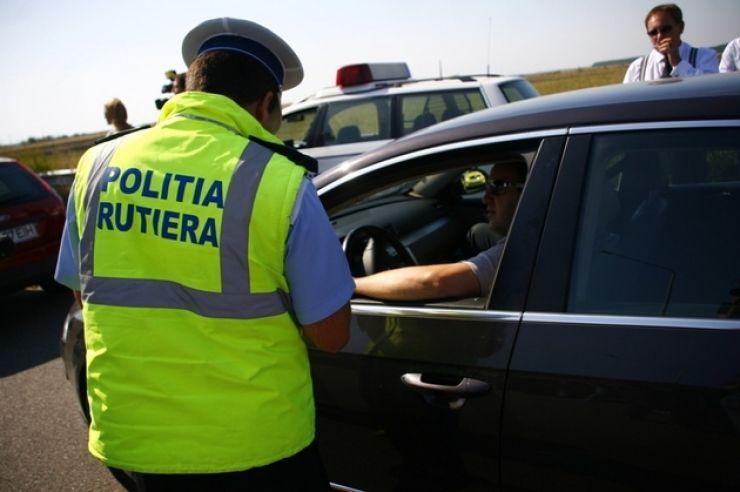 Șicană în trafic. Un șofer beat s-a ales cu un dosar penal