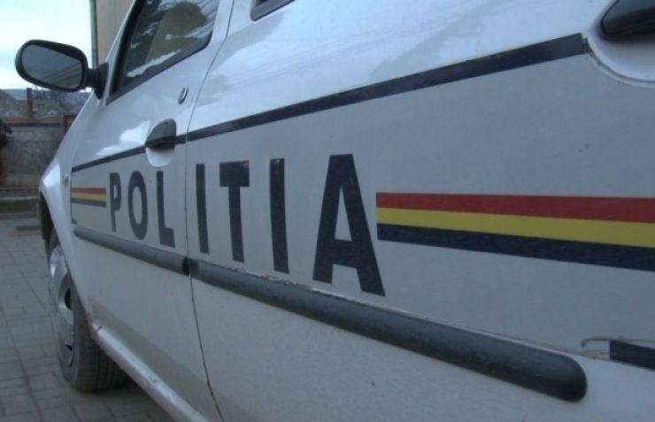 Un accident de circulație a avut loc în această dimineață pe Bulevardul Lucian Blaga