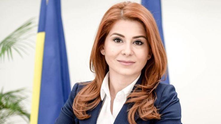 Deputatul Ioana Bran a fost aleasă vicelider al Grupului Parlamentar al PSD din Camera Deputaților