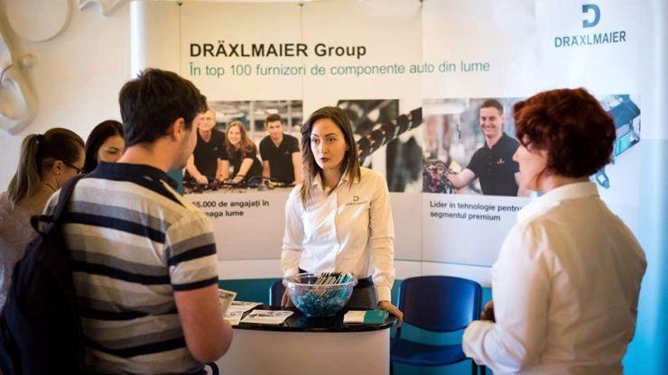 """Primăria Satu Mare: """"Bursa de joburi a fost atractivă pentru tineri și pentru companii"""""""