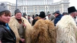 Protest al fermierilor în municipiul Satu Mare. Circulația este restricționată