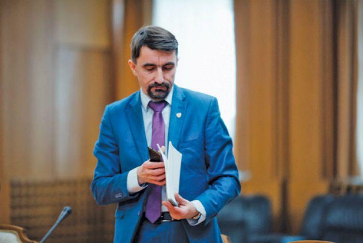 """Senatorul Turos Lóránd: """"Trebuie să punem capăt cămătăriei!"""""""