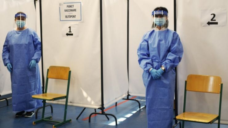 Satu Mare | Mai multe locuri disponibile pentru vaccinarea anti-COVID decât persoanele înscrise pe listele de așteptare