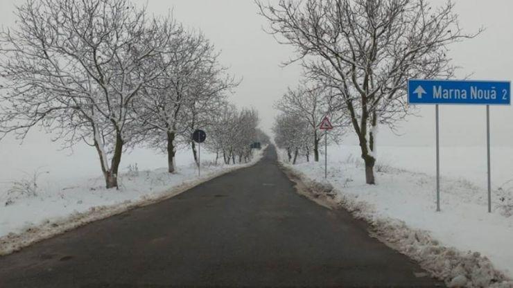 """Consiliul Județean Satu Mare: """"Toate drumurile județene au fost deszăpezite"""""""