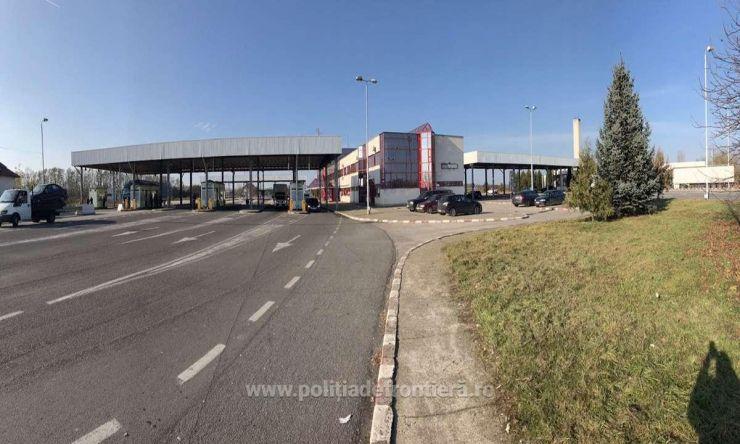 Un tânăr căutat de autoritățile române s-a prezentat la controlul de frontieră cu documentul altei persoane