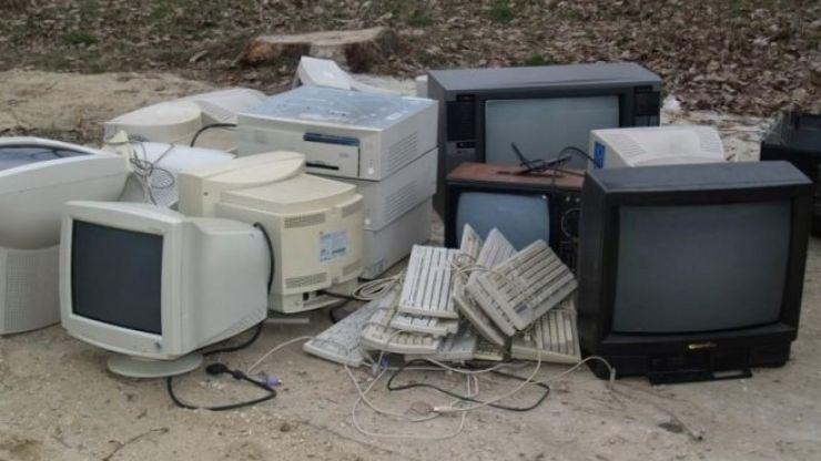 O nouă acțiune de colectare gratuită a deșeurilor electrice și electronice