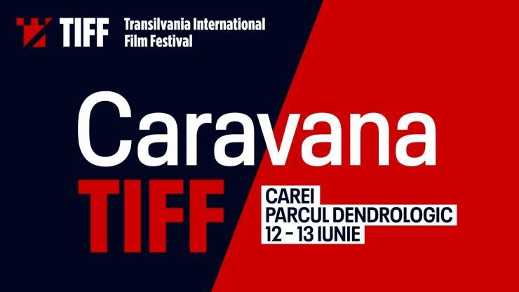 Caravana TIFF revine la Carei cu două filme pline de acțiune și suspans