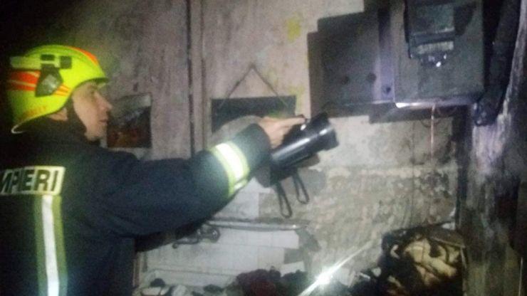 Incendiu la Spitalul Județean Satu Mare! 30 de bolnavi și aparținători, evacuați
