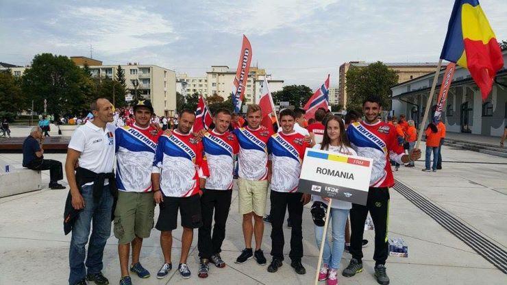 Moto. Sătmărenii Emanuel Gyenes și Szilveszter Marton participă la ISDE 2015