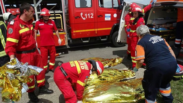 Poliția a stabilit vinovatul producerii accidentului în urma căruia au murit patru persoane
