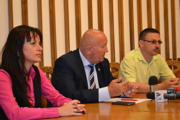 """Primarul Dorel Coica: """"În ultimii zece ani, în România nu a existat un festival ca cel de la Satu Mare"""""""