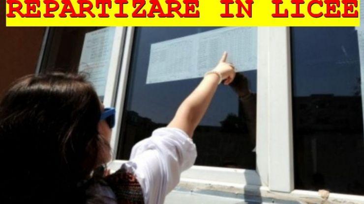 EDU.RO ADMITERE LICEU. S-au publicat rezultatele repartizării la licee
