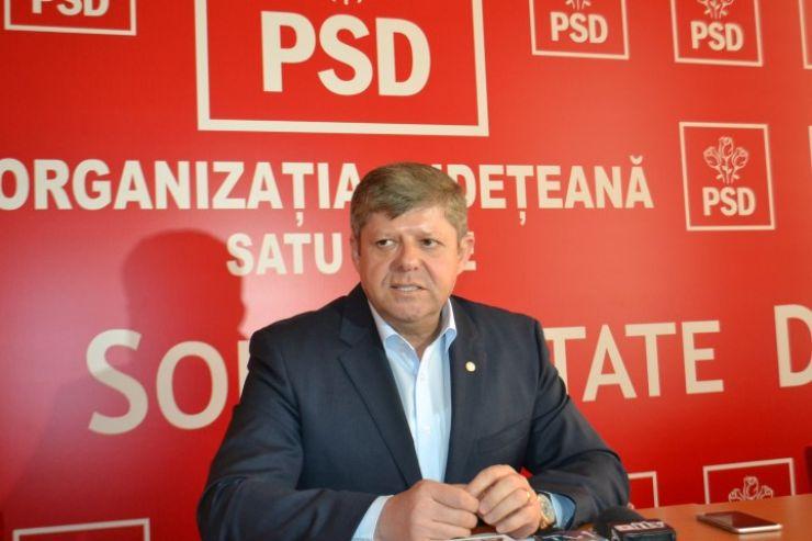 Deputatul Octavian Petric a prezentat situația listelor de candidați PSD în județ