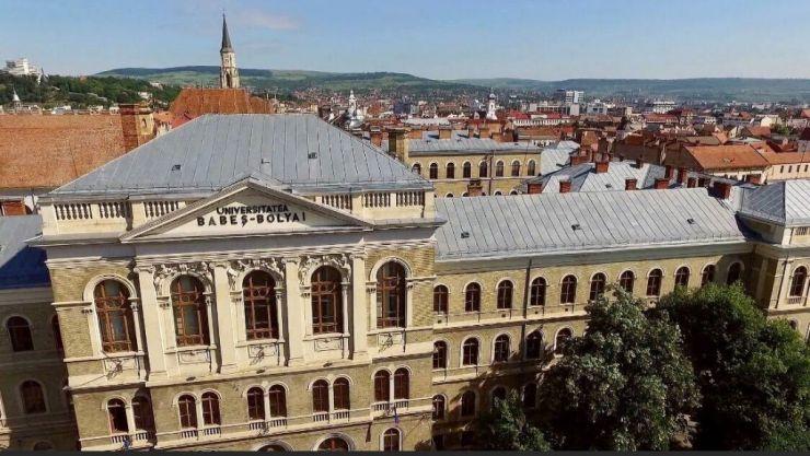 Admitere online la UBB Cluj