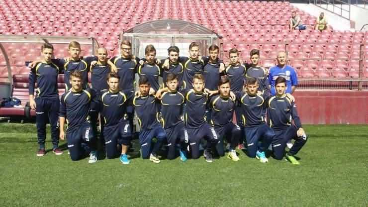 Fotbal. Juniori C: Olimpia Satu Mare a câștigat faza zonală de la Cluj