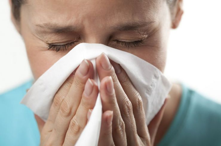 Tot mai multe viroze și pneumonii