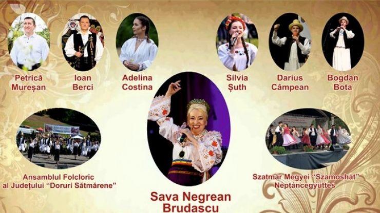 Festivalul Tradițiilor și Meșteșugurilor, la Amați. Pe scenă va urca Sava Negrean Brudașcu