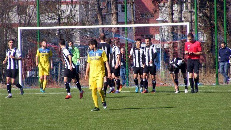 "Meci amical | ""U"" Cluj 2 - 0 FC Olimpia 2010 Satu Mare"