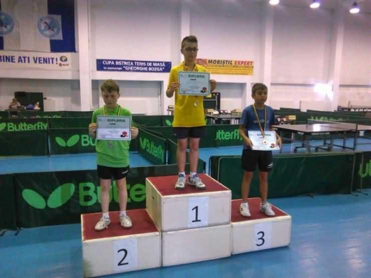 """Clubul Copiilor - TAPO Carei a participat la concursul național de tenis de masă """"Paleta de Argint a României"""""""