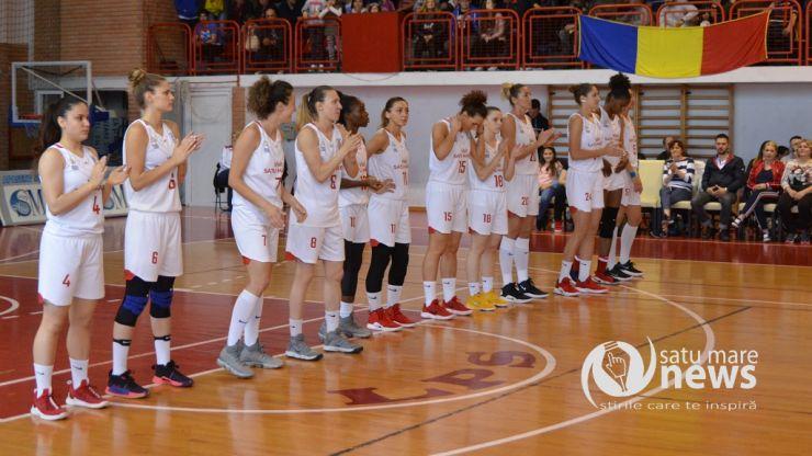 Baschet | Sepsi SIC Sf. Gheorghe - CSM Satu Mare, jocul decisiv al finalei LNBF
