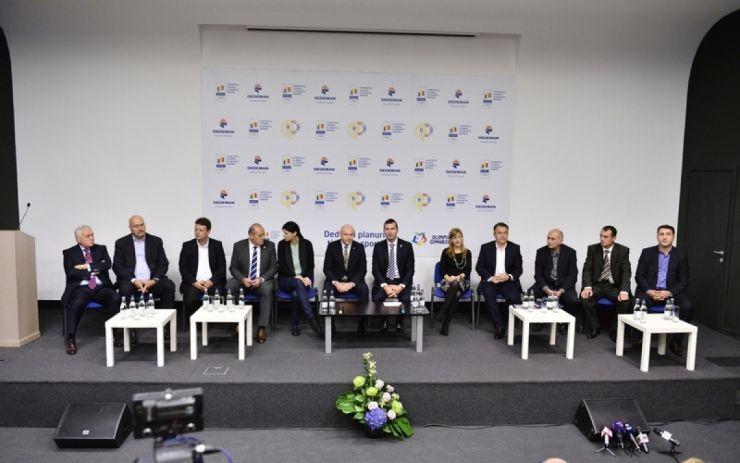 COSR a lansat Olimpiada Gimnaziilor