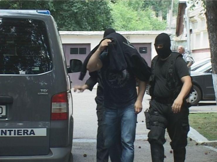 Sătmărean arestat de polițiștii de frontieră