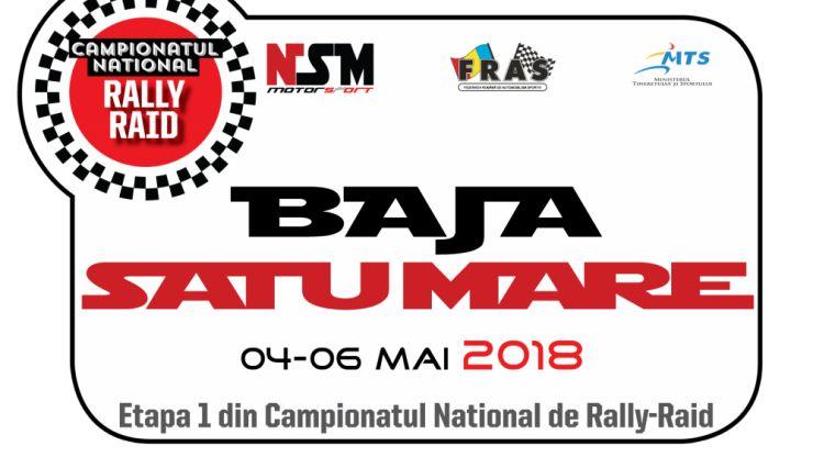 Satu Mare | În weekend debutează campionatul național de Rally Raid 2018