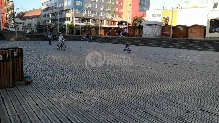 """""""Groapa lui Gyuszi"""" va fi reabilitată înainte sau după Zilele Orașului"""