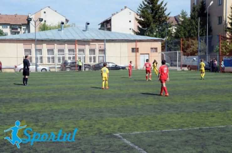 Turneu reușit organizat de Școala de Fotbal Primavera Satu Mare