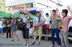 Festivalul muzicii de stradă 2015, un festival pentru iubitorii de muzică live (Foto&Video)