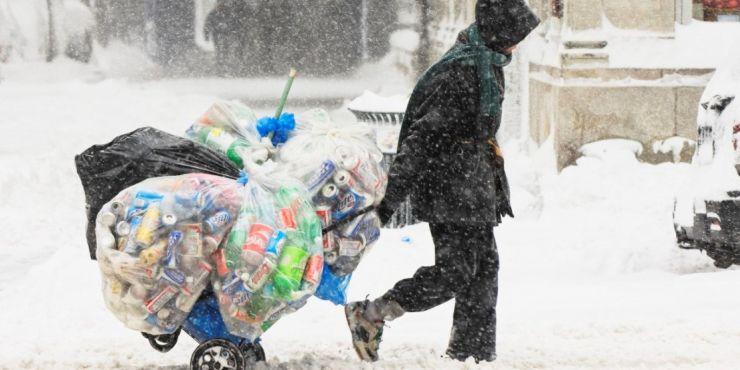 33 de persoane fără adăpost identificate în Satu Mare. Primăria oferă adăpost pe timpul iernii