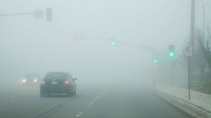 Codul galben de ceață se menține în Satu Mare