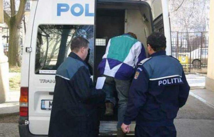 Violator în serie, reținut de polițiști
